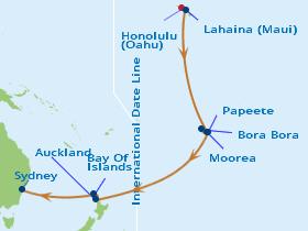 21 Night Hawaii Fly, Stay & Cruise