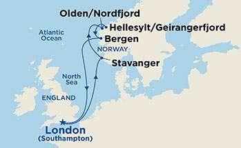 Norwegian Fjords & Summer Solstice