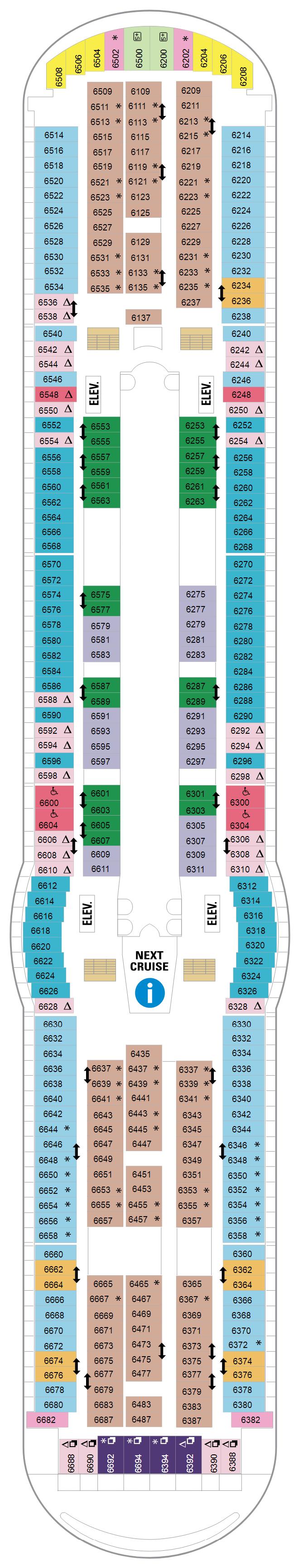 Deck 6 (April 21st, 2021 - April 30th, 2022)