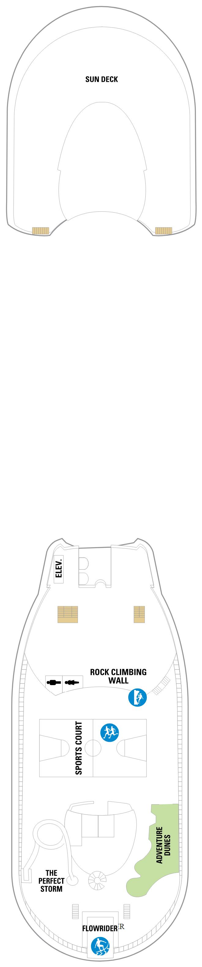 Deck 13 (April 21st, 2021 - April 30th, 2022)