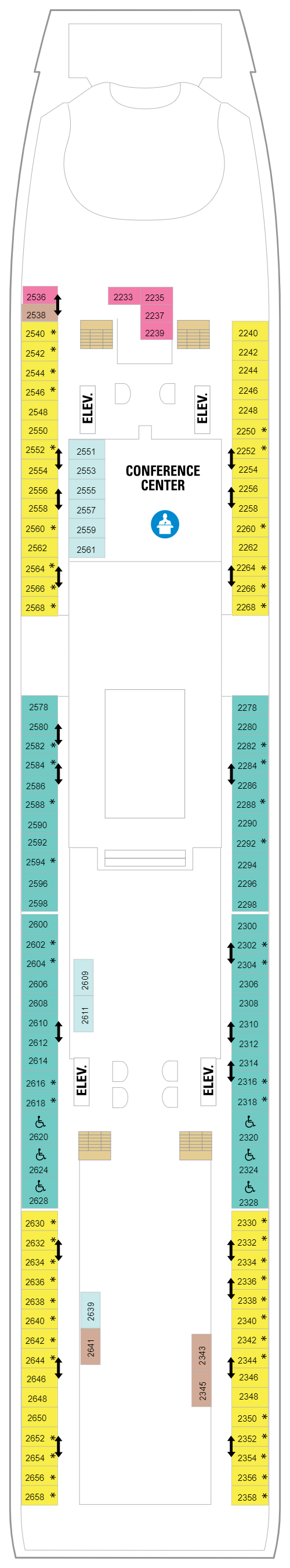 Deck 2 (April 21st, 2021 - April 30th, 2022)