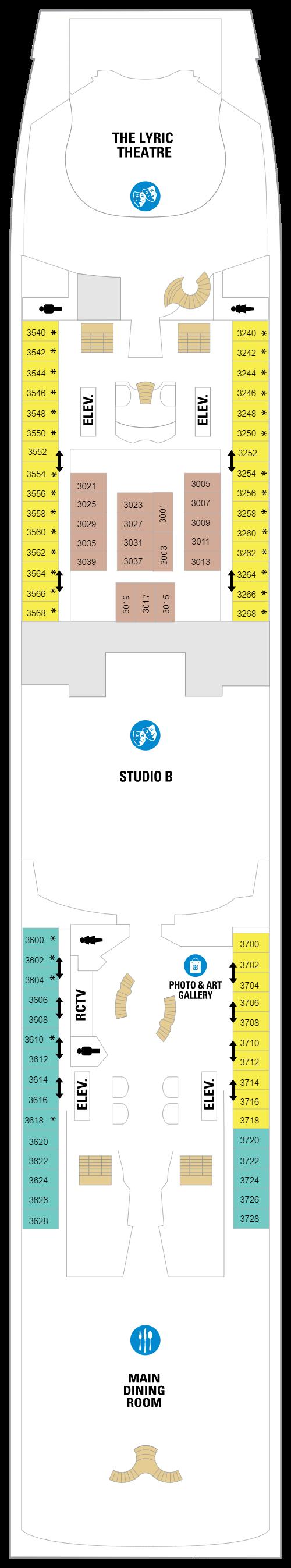 Deck 3 (April 21st, 2021 - April 30th, 2022)
