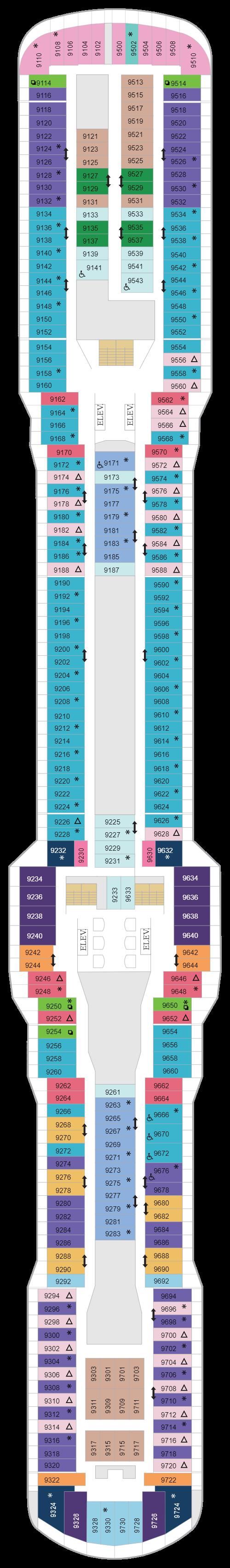 Deck 9 (January 24th, 2021 - Jan12th, 2022)