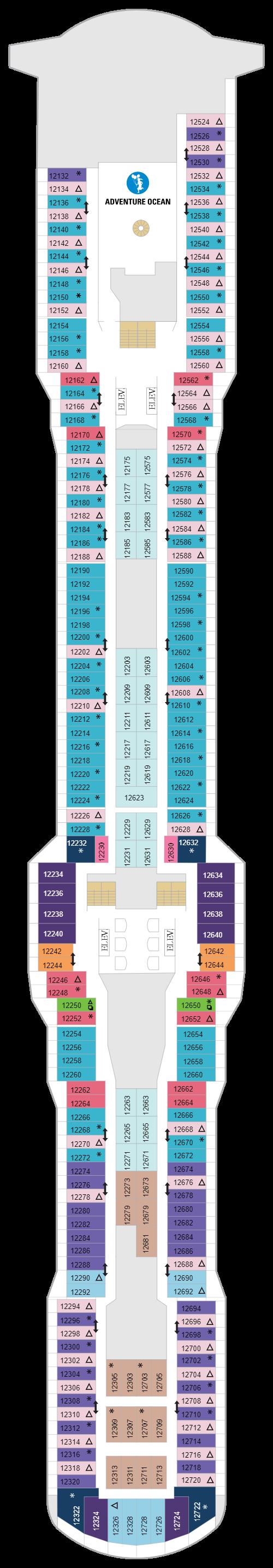 Deck 12 (January 24th, 2021 - Jan12th, 2022)