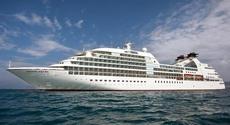 Cruise Ship - Seabourn Sojourn