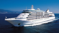 Cruise Ship - Silver Shadow
