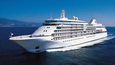 Cruise Ship - Silver Shadow