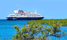 Cruise Ship - Silver Galapagos