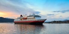 Cruise Ship - MS Finnmarken