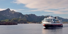 Cruise Ship - MS Trollfjord
