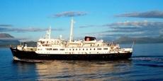 Cruise Ship - MS Lofoten