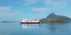 Cruise Ship - MS Vesteralen