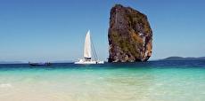 Thai Sailing Catamaran