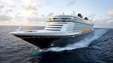 Cruise Ship - Disney Dream
