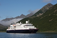 Cruise Ship - Silver Discoverer