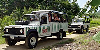 Island Safari 4x4 Adventure Antigua