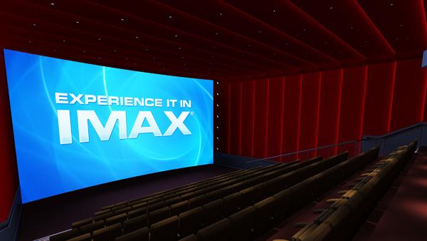 Carnival Multiplex featuring IMAX