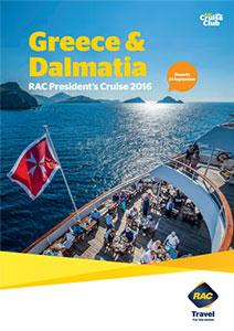 RAC President's Cruise 2016 Brochure