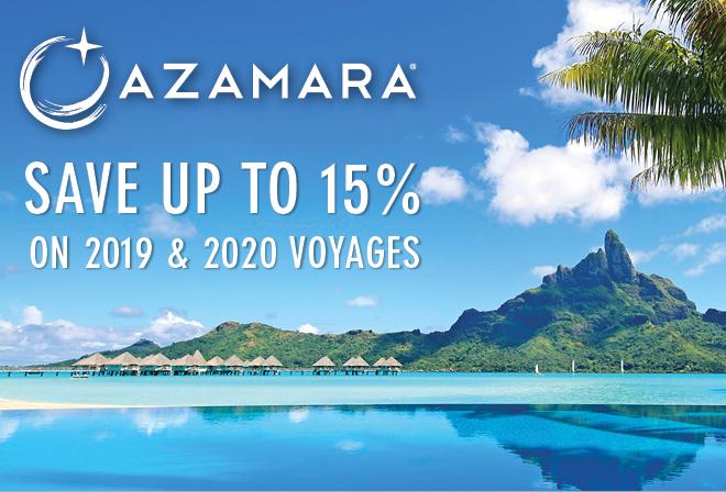 Azamara Cruise Deals   5 Star Cruises from Cruise Club UK