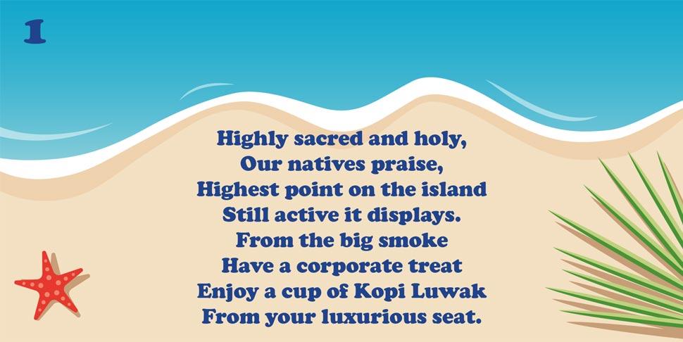 Secret Sailaway Riddle Cruise 1