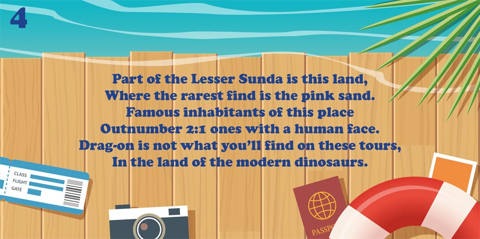 Secret Sailaway Riddle Cruise 4