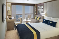 Cunard Cruises - Britannia Club Room