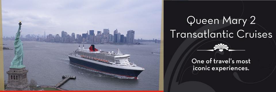 Cunard Transatlantic Cruises