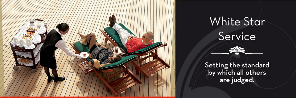Cunard Cruises - White Star Service