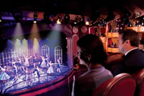 Cunard Cruises - Royal Court Theatre