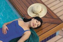 Cunard Cruises - Sun Deck