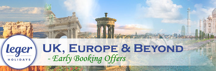 Leger Holidays - Escorted Touring - Special Offers
