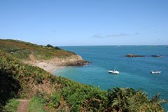 Belvoir Bay, Herm