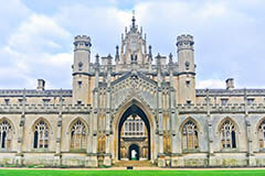 Cambridge, England