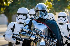 Star Wars, Disneyland Paris