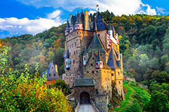 Eltz castle, Rhine Valley