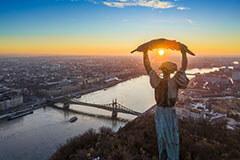 Statue of Liberty, Budapest