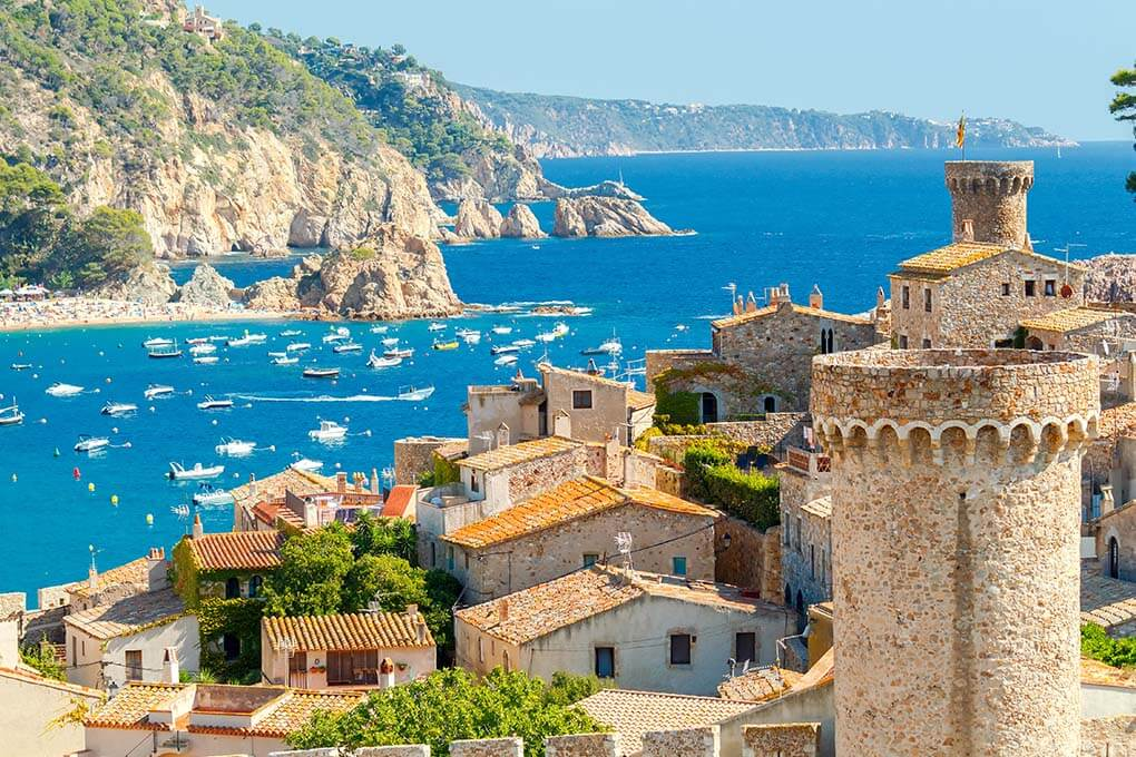 Coach Holidays To Costa Brava