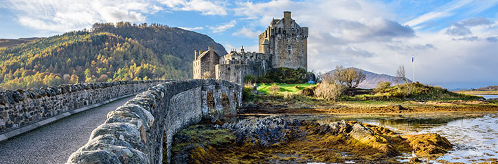 Scotland Tours from South Yorkshire