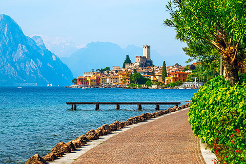 Coach Tours to Italian Lakes and Dolomites