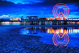 Cheap Breaks to Blackpool Illuminations 2019 by Coach