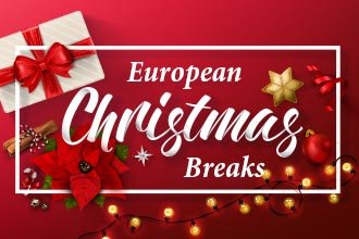 Celebrate Christmas in Europe - Coach Holidays 2019