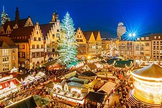 Coach tours to Christmas Markets in the UK & Europe