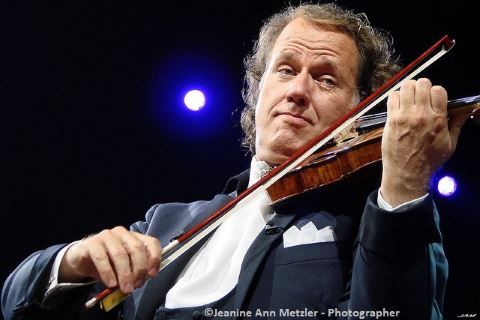 Coach Breaks to Andre Rieu Concert 2019