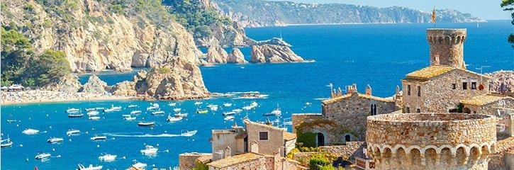 Edwards Holidays - Tours to Spain 2017