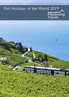Ffestiniog Travel broshure 2019