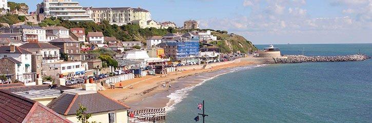Grand UK Holidays - Isle of Wight Holidays