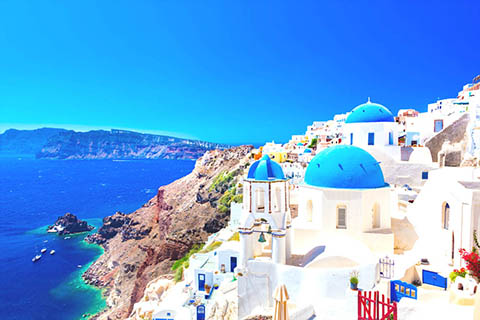 Holidays to Greece