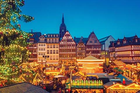 Francfurt Xmas market