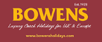 Save on Bowens Coach Holidays in the UK