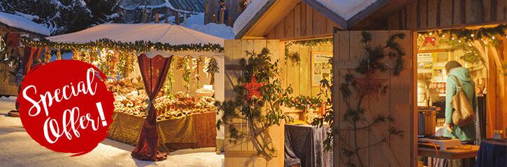 Shearings European Christmas Markets